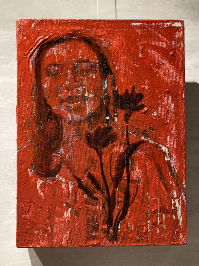 Erika Mayo Painting