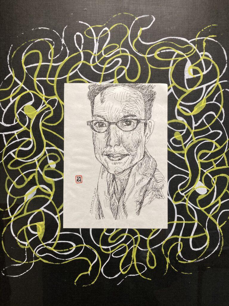 Tara Illenberger drawing art