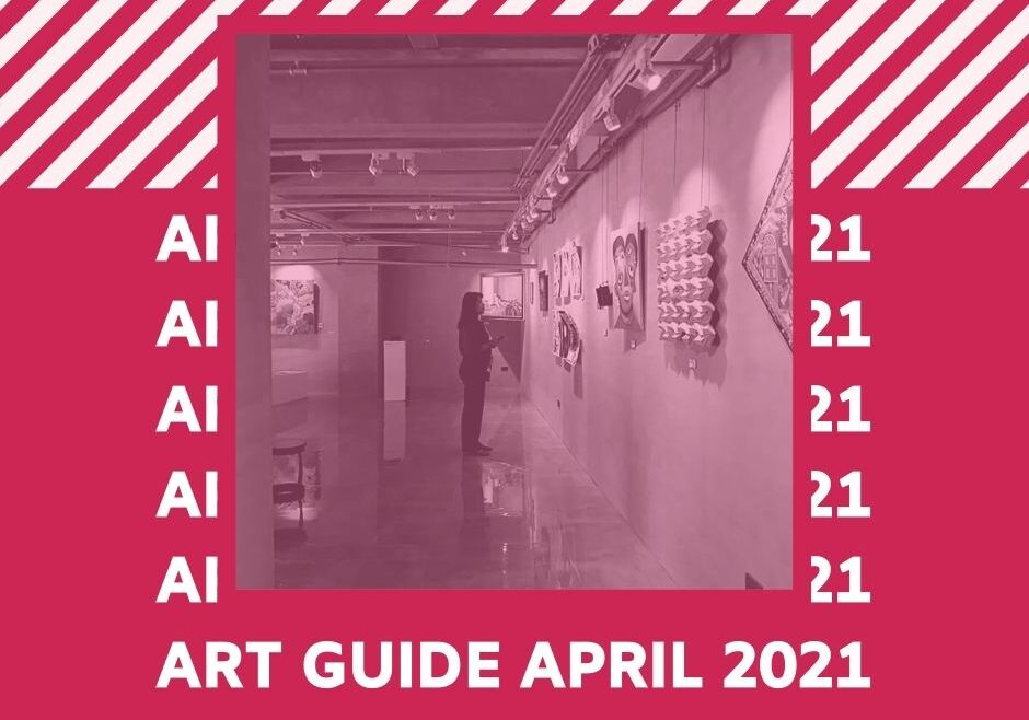 Thrive Art Guide 2021